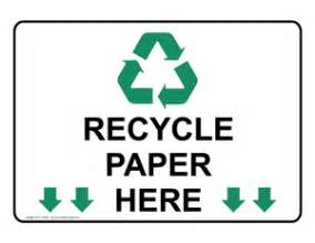 Review of literature paper recycling